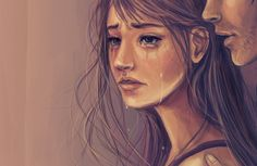 """""""Once, just once, I want to be a person. Not a princess, not a queen. Just a person. I want to be allowed to be broken. I want to be allowed to cry."""" """"Then cry."""" He said. She smiled through the tears on her face. """"But, you see, I can't. Because that's what being queen is. It's giving up your personhood for your country. Tears make us human. But kings and queens must be something else. Something more than human. If they are not, then you have a tyrant."""""""