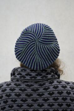 Ravelry: Skip stitch crochet hat: Anna pattern by Tanja Osswald Slip Stitch Crochet, Crochet Hooks, Quilt Patterns, Crochet Patterns, Hat Patterns, Crochet Beanie Hat, Christmas Knitting Patterns, Paintbox Yarn, Wrist Warmers