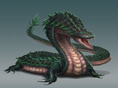 Basilisk by giantwood on DeviantArt