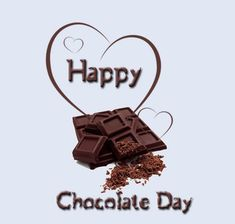 Are you looking for Happy Chocolate Day Wishes? We have come up with a handpicked collection of Happy Chocolate Day Quotes and Images. Chocolate Day Images Hd, Chocolate Quotes, Love Chocolate, Homemade Chocolate, Chocolate Lovers, Chocolate Day Shayari, Chocolate Cake, Valentine Day Week, Valentines Day Wishes