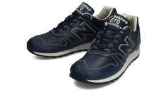 【NB公式】ニューバランス |M670NVY:シューズ| New Balance【公式通販】