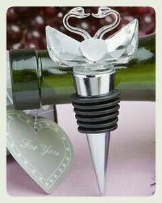 Italian Silver//Gold Ceramic Pair Of Swan Diamante Flower  Gorgeous Wedding Gift