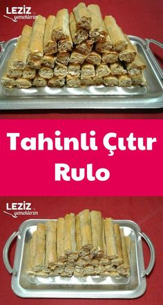 Turkish Delight, Turkish Recipes, Food Art, Sausage, Almond, Food And Drink, Cooking, Desserts, Gourmet