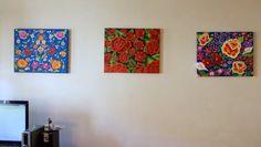 GALERIA PALOMO MARIA LUISA: EN LA PARED.... Frame, Home Decor, Pintura, Homemade Home Decor, A Frame, Frames, Hoop, Decoration Home, Interior Decorating