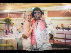 Patelvis Indian Elvis North West Uk Wedding Entertainment Covers