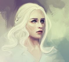Find images and videos about fantasy, game of thrones and deviantart on We Heart It - the app to get lost in what you love. Daenerys Targaryen Art, Game Of Throne Daenerys, Khaleesi, Star Wars Planets, Between Two Worlds, Game Of Thrones Art, Fence Art, Mother Of Dragons, Thranduil