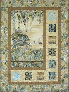 Sidelights Quilt Pattern by Mountainpeek Creations