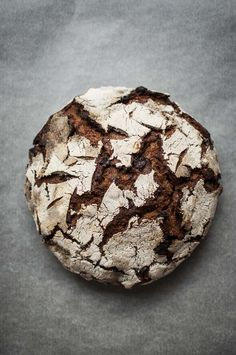 Fruit sourdough bread.