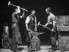 Blacksmith Scene | Internet-D