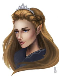 Feyre by arcalie