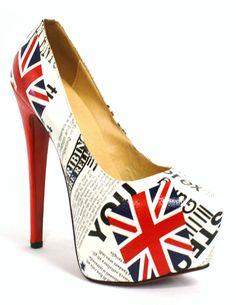 Uk Baby!! # fashion # heels # trend