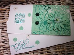 #stampin up - Alles nur Sprüche - Glückwunschkarte - Geburtstag - Memory Box Dies