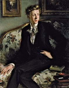 Sir Coleridge Kennard or « Le Portrait de Dorian Gray », 1904 by Jacques-Émile Blanche (1861-1942).