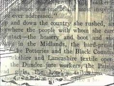 Mary Macarthur - Women's Trades Union leader. Amongst other things, with Cradley Chainmakers, helped win the 1st (sectoral) legal National Minimum Wage in UK