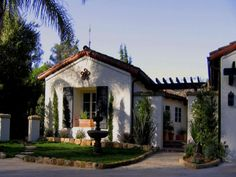 Santa Barbara Style Home Design and Consulting Services for homeowners, home buyers, realtors, developers, investors and independent contractors Spanish Exterior, Mediterranean Homes Exterior, Spanish Colonial Homes, Spanish Style Homes, Mediterranean Home Decor, Spanish House, Spanish Revival, Tuscan Homes, Mexican Style Homes