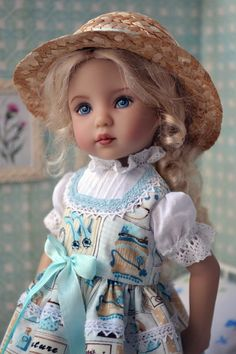 """New outfit for 13 """"dolls Dianna Effner little darling 