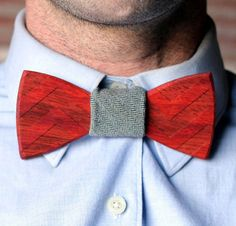 Who Wooden Want A Wooden Bow Tie? | Incredible Things