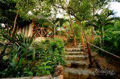 Hoteles en México románticos, como este, muy pocos - Hotelito Mío, Puerto Vallarta.