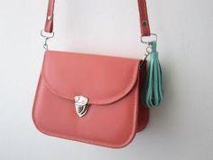 Etsy Transaction -        Pupa leather bag tassel cross body strap