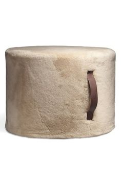 UGG® Australia Wool Pouf available at #Nordstrom
