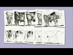 YouTube The History of Cubism in Less Than 2 Minutes - YouTube  Concise anamation