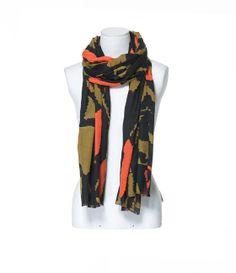 d23df05b2b58 Foulard tacheté touche couleur - Zara Taille Bague, Foulard, Nouvelle  Semaine, Zara D