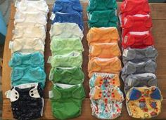 BumGenius 4.0 cloth diapers for sale. #clothdiapers #baby