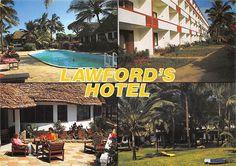 Lawford's Hotel, Malindi Kenya