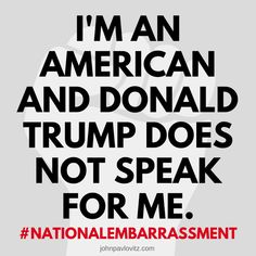 Dear World, We are truly sorry for the Dumb-Ass who calls himself President. Please remember most of us did NOT vote for him. If any of you would like to arrest and rendition him to your country for trial go for it!