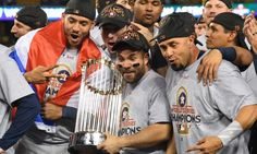 Astros exercise options on Jose Altuve and Marwin Gonzalez = The Houston Astros, believe it or not, are bringing back two key cogs that led the team to its first ever World Series victory. General manager Jeff Luhnow has announced.....
