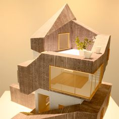 Architecture Model Making, Modern Architecture Design, School Architecture, Kindergarten Design, Arch Model, Model Homes, Design Model, House Design, Models