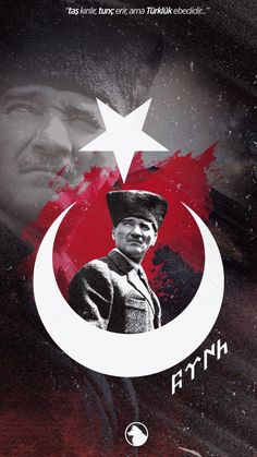 Atatürk Hd Wallpaper Awesome Pin by Omer ϜϓſϞ Ten Idealist Design . Ottoman Turks, Semitic Languages, Royal Monarchy, Ottoman Empire, Cool Wallpaper, Republic Of Turkey, Rugs On Carpet, Photo And Video, Iphone