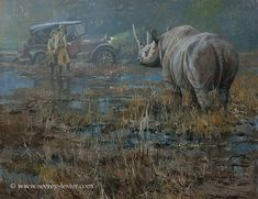 Not Just Wildlife Art of John & Suzie Seerey-Lester