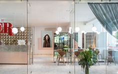 Mexico City's First Blow Dry Bar by Glasfurd & Walker