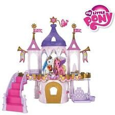 Details About New My Little Pony Princess Wedding Castle Playset Bride Groom Friendship Magic