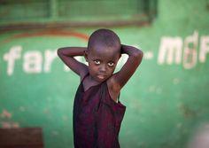 Kid in Lamu - Kenya by Eric Lafforgue, via Flickr
