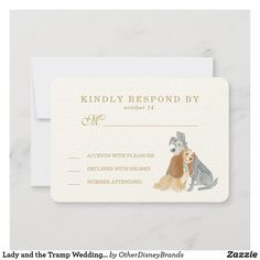 Lady And The Tramp, Wedding Rsvp, Classic, Beautiful, Derby, Classic Books