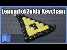 Legend of Zelda Keychain - YouTube