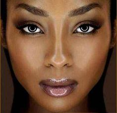 Perfect nose & face contouring