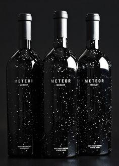Meteor Merlot : Lovely Package® . Curating the very best packaging design.