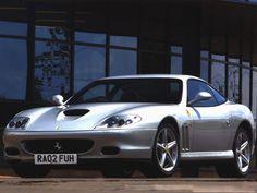 Bad boys, bad boys... :) One of th most beautiful cars ever, simple, elegant and stunning: Ferrari 575 M Maranello