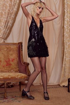 kaley cuoco in a sexy black lace body stocking