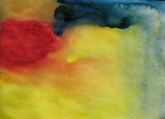 Painting Wet on Wet: Waldorf Watercolors for Children