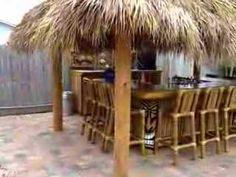 Big Kahuna Tiki Huts in Florida