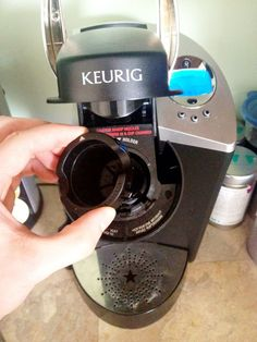 How to Descale & Clean Your Keurig Brewer.