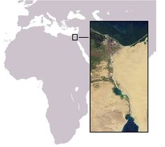 Trouble in the Suez: President of Egypt decided to nationalize the Suez Channel. The result was the Suez Crisis. This event occurred on October 29th.