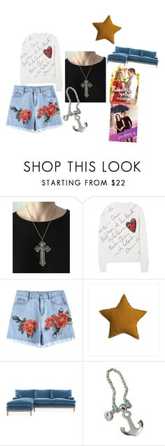 """watching Hallmark movies"" by brittklein ❤ liked on Polyvore featuring Oscar de la Renta and Tiffany & Co."