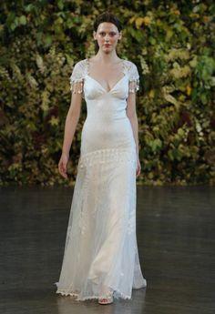 Claire Pettibone's Bridal Collection Fall 2015