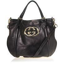 Gucci 'Britt' Hobo Messenger Handbag