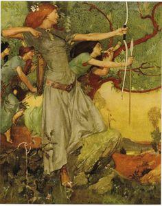 Sir William Russell Flint    Daisy Viktoria via Elaine Reinhold onto Pre-Raphaelites and Legends      Daisy Viktoria via Elaine Reinhold onto Pre-Raphaelites and Legends